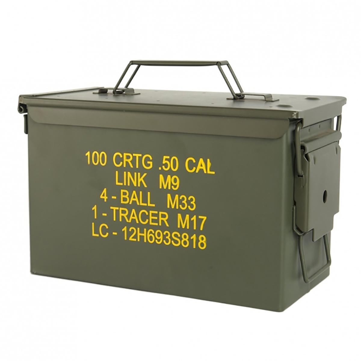Munitionskiste Metall abschließbar günstig kaufen